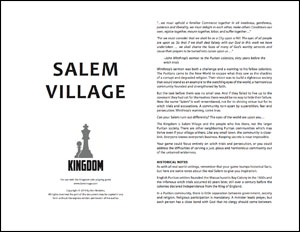Salem Kingdom